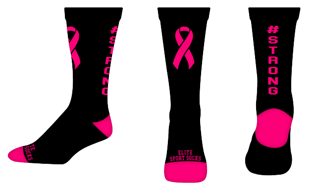 Awareness - Crew - Blank Slate Style Socks