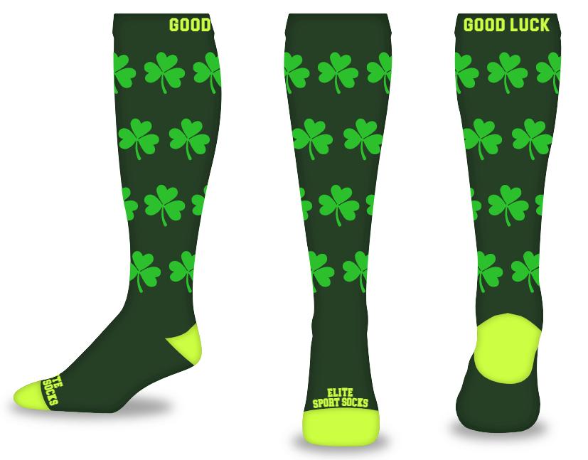 Custom - Knee-high - Repeat Style Socks