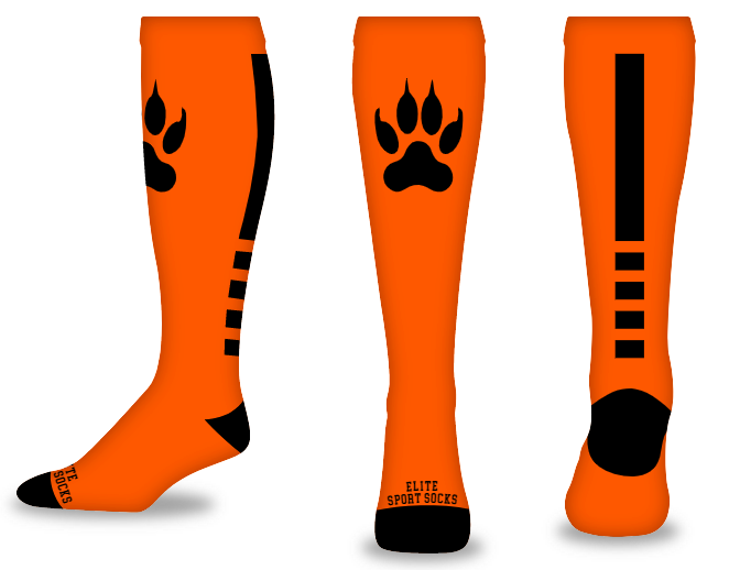 Custom - Knee-high - Elite Style Socks